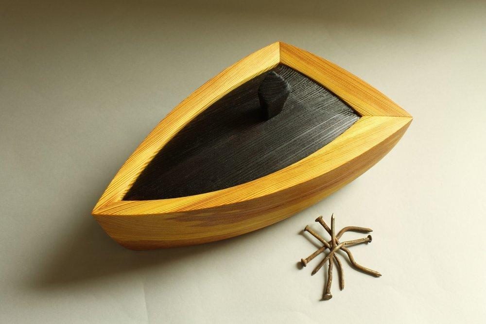 heirloom treasure box, triad box