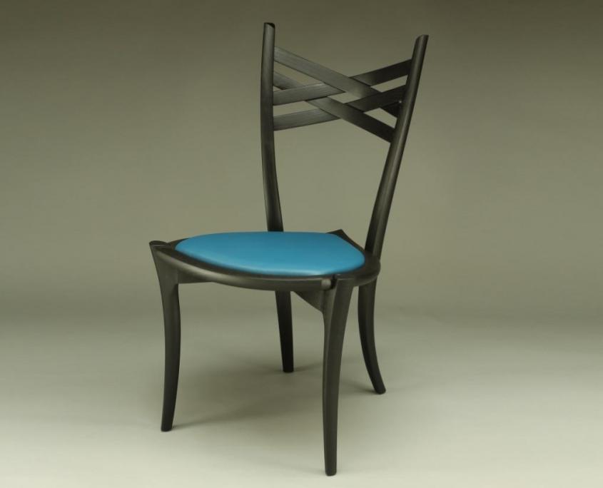 custom penelope cruz chair, made of ash wood 2